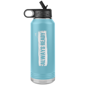 ALWAYS READY by NORTHREADY Stainless Steel 32oz Water Bottle