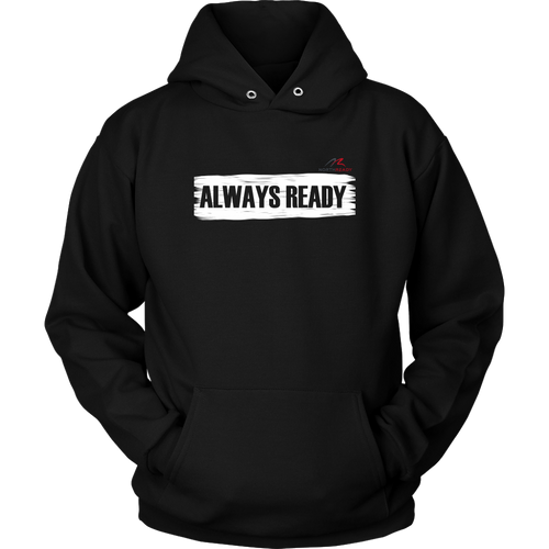 ALWAYS READY by NORTHREADY Classic Hoodie