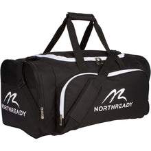 "Load image into Gallery viewer, NorthReady Gym Bag for Men, Women & Kids Sports Duffel - 24.5""W Medium-Large"