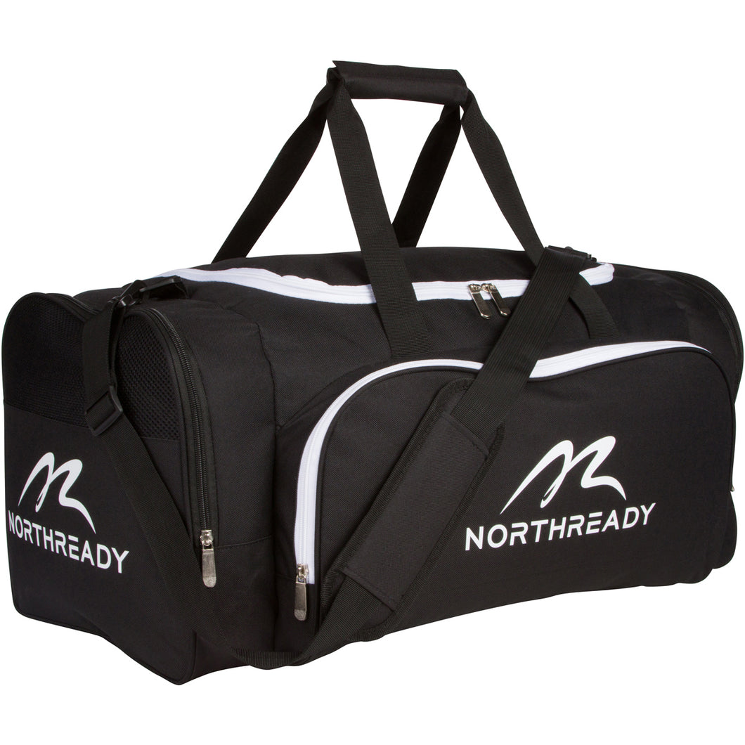 NorthReady Gym Bag for Men, Women & Kids Sports Duffel - 24.5