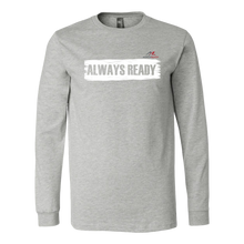 Load image into Gallery viewer, ALWAYS READY by NORTHREADY Long Sleeve Shirt - Choice of Colors