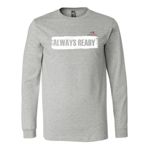 ALWAYS READY by NORTHREADY Long Sleeve Shirt - Choice of Colors