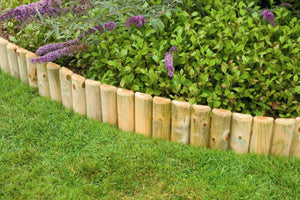Log Roll Edging £4.99