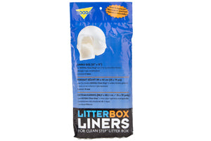 Litter Box Liners £0.99