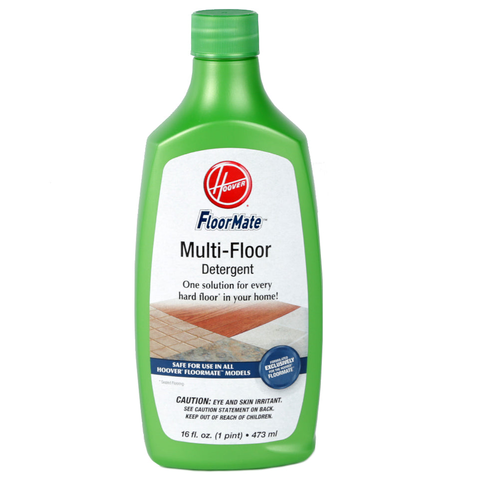Hoover FloorMate Detergent - Multi-Use Hard Floor Detergent - 473ml
