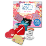Neat Ideas Customised Cookie Cutter Baking Gift Set - Love Heart/Star