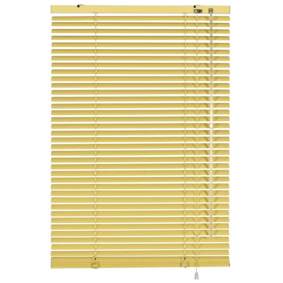 Window Blinds - Venetian Blind Vanilla - 50 x 175cm