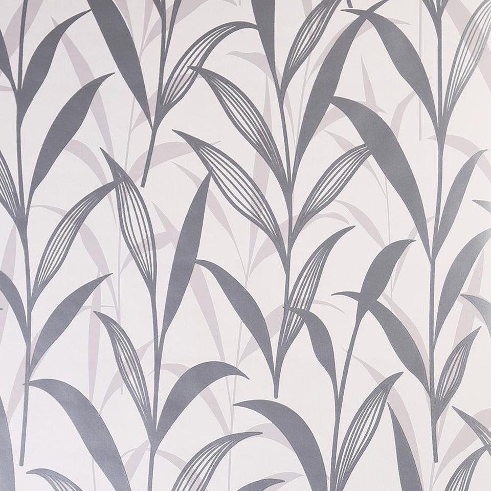Wallpaper | Cheap  Dulux Linden Silver Wallpaper Wallpaper