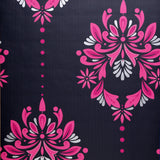 Dulux Feature Wallpaper Roll - Patterned Flat - Grey & Pink - 30-738 - SAMPLE