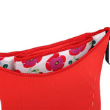 Quaranta Settimane Reversible Bag For Buggy/Pram/Stroller - Red