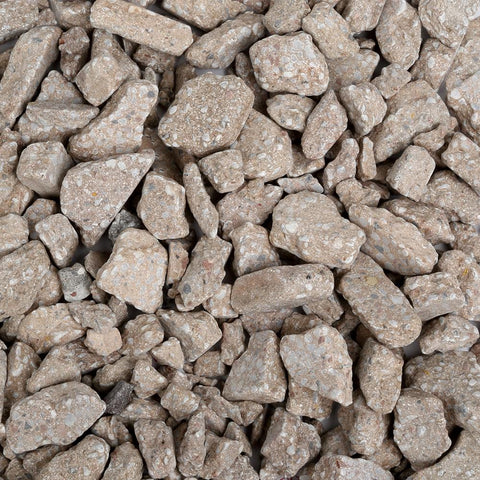 Garden Patio Topping Paving Stones - Brown - 1kg