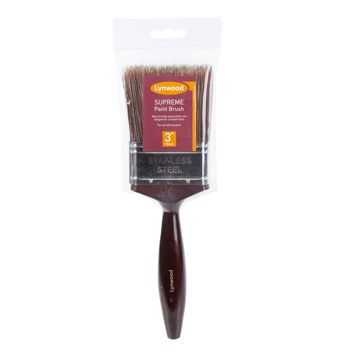 Paint & Varnish - Lynwood Supreme Paint Brush 3""