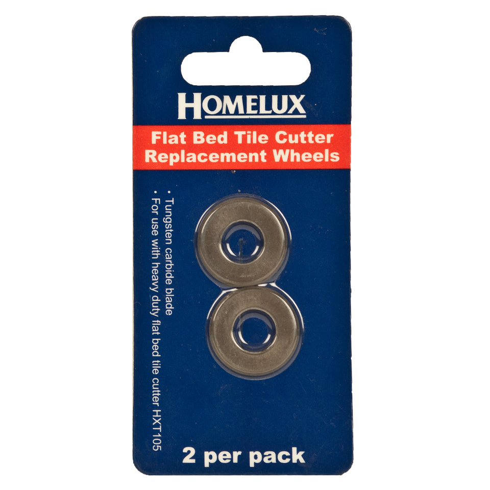 DIY & Tools - Flat Bed Tile Cutter Replacement Wheels 2 Pack