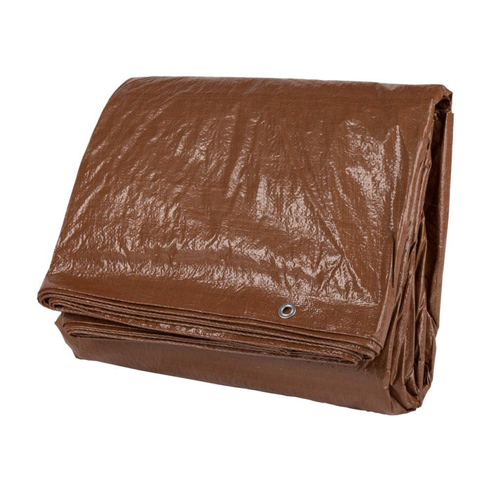 ACE Reversible Poly-Tarp - Green/Brown