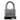 ACE Laminated Combination Lock Padlock - Size: 1 3/4