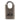 ACE Shrouded Padlock - Stainless Steel Casing - 1 3/4