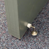 ACE Floor Doorstop Chrome