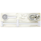 ACE Slide Bar Shower Head White