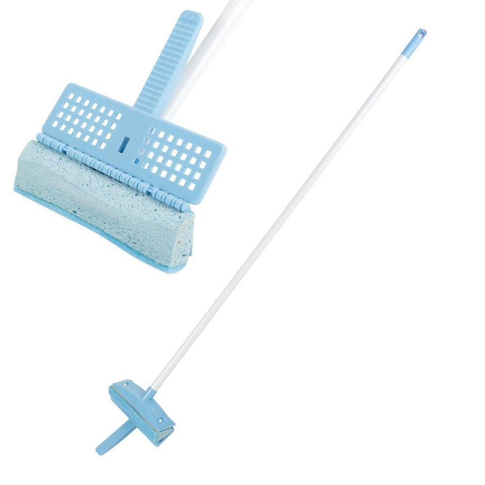 Smart Light Hardfloor Sponge Mop - Scourer Pad
