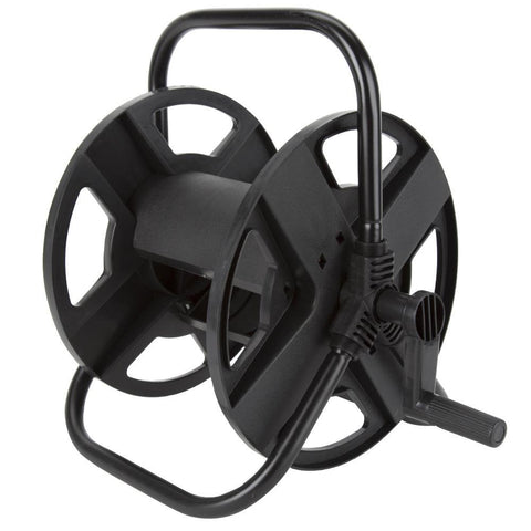ACE Lightweight Garden Hose Storage Reel - Black - Up To 150Ft (45M)