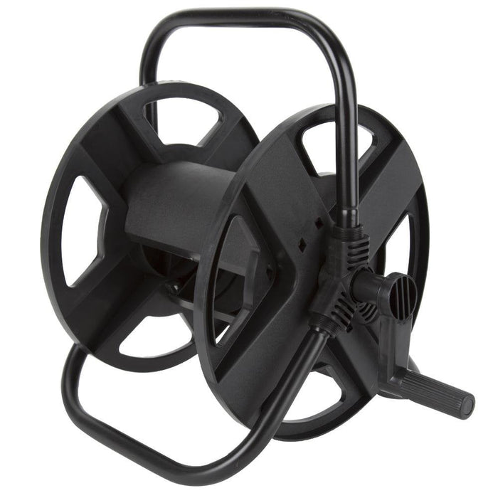 Gardening - ACE Lightweight Garden Hose Storage Reel - Black - Up To 150Ft (45M)