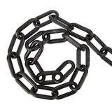 ACE Decorative Plastic Chain Black 38.8m