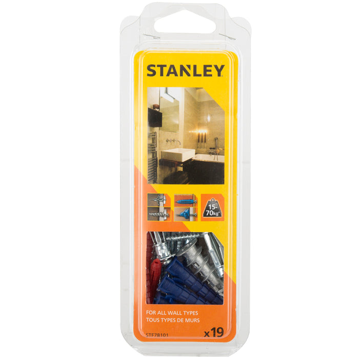 Stanley Bathroom Assembly & Fixing Kit STF78101-XJ