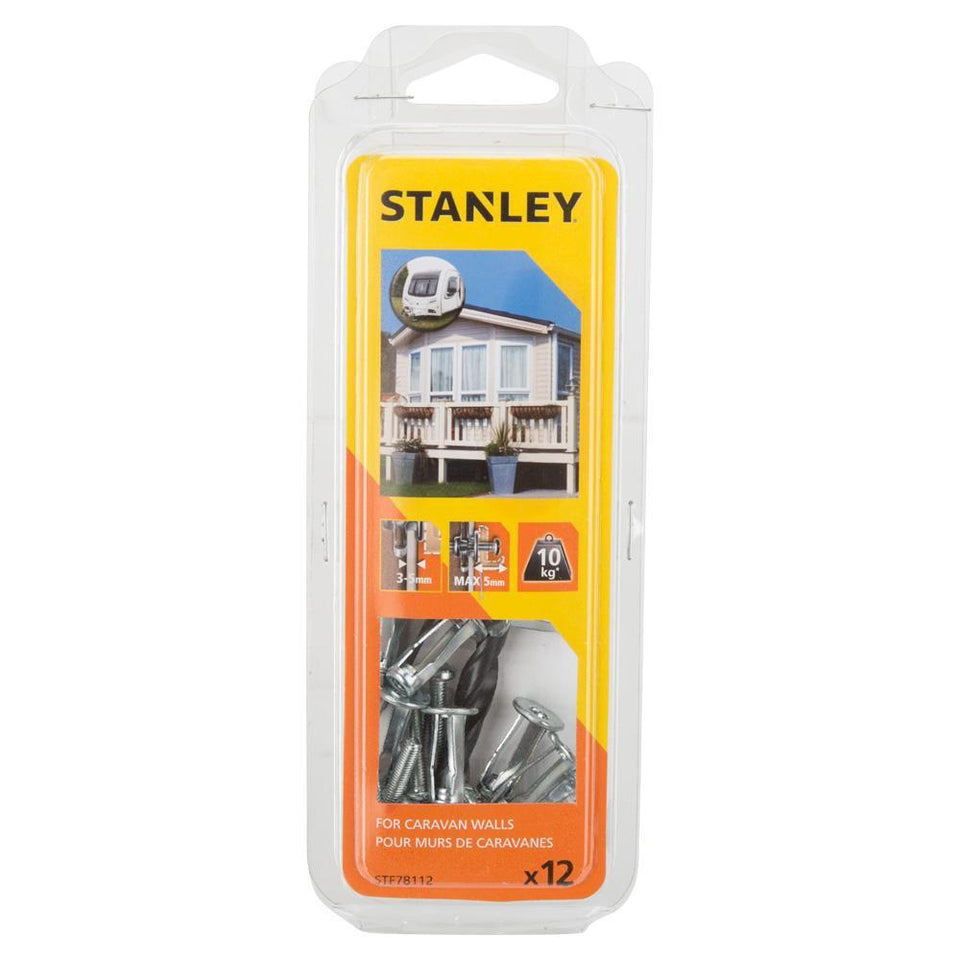 Stanley Caravan Hollow Wall Kit STF78112-XJ