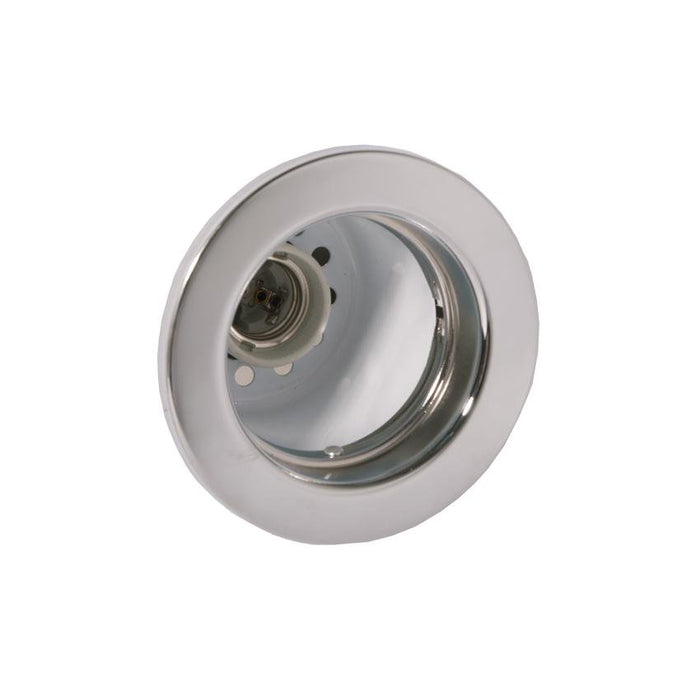 Newlec Downlighter Spotlight Recessed Ceiling 240V R80 100W - Chrome