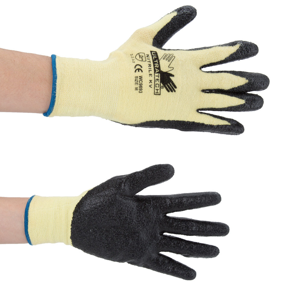 DIY & Tools - Safety Ultra Tech Construction Work Gloves