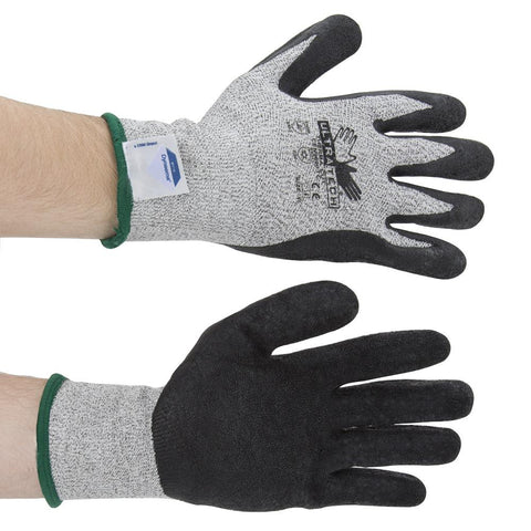 MCR Safety Ultra Therma Double Layer Workwear Gloves Black Extra Large