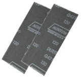 DIY & Tools Norton Sandpaper Sheet Fine Grit 120 - Pack of 2 - 93 x 230mm