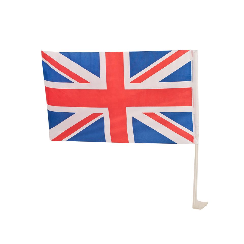 Tetrosyl Union Jack GB England Window Car Flag Olympic