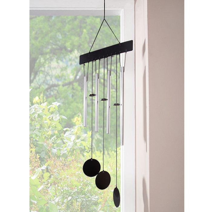 Active Outdoor Garden Wind Chime - 4 Chimes