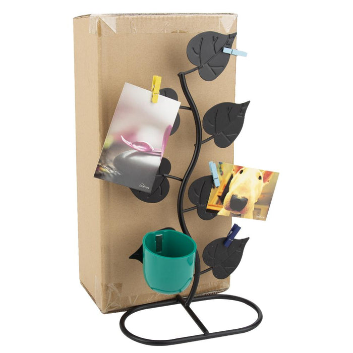 Dearhome Picture Holder & Table Plant Pot - Black