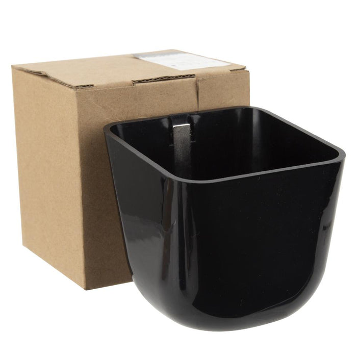 Dearhome Square Magnetic Plant Pot - Black