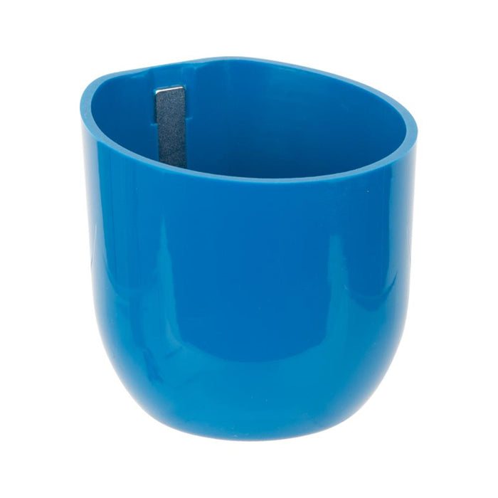 Dearhome Round Magnetic Plant Pot - Dark Blue