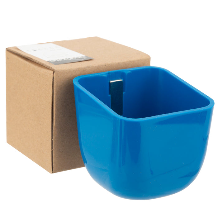 Dearhome Square Magnetic Plant Pot - Dark Blue