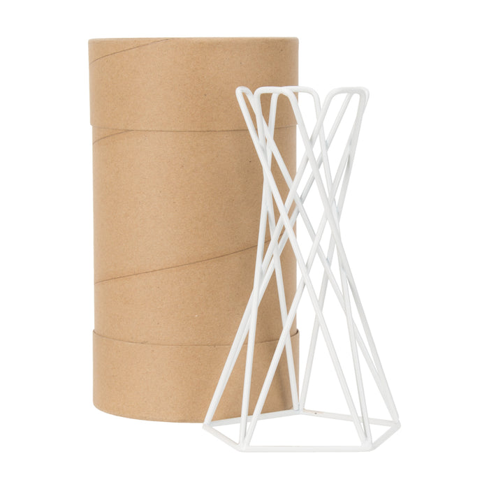 Dearhome Air Plant Pot Holder - White