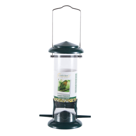 Wild Bird Seed / Nut Feeder 300g / 9