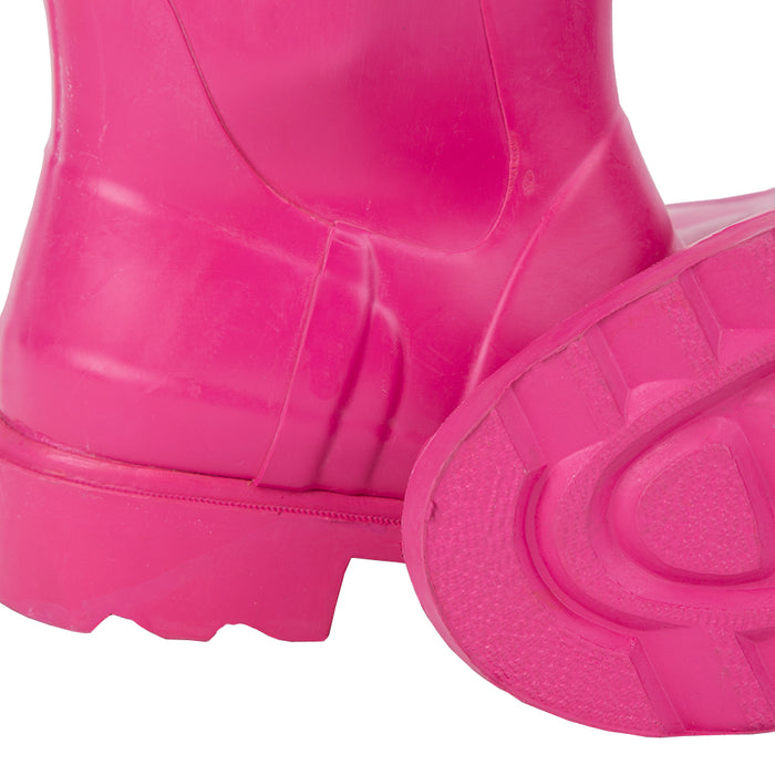 Town&Country Womens Festival Wellies Wellington Boots Raspberry Size 3
