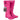 Town&Country Womens Festival Wellies Wellington Boots Raspberry Size 4