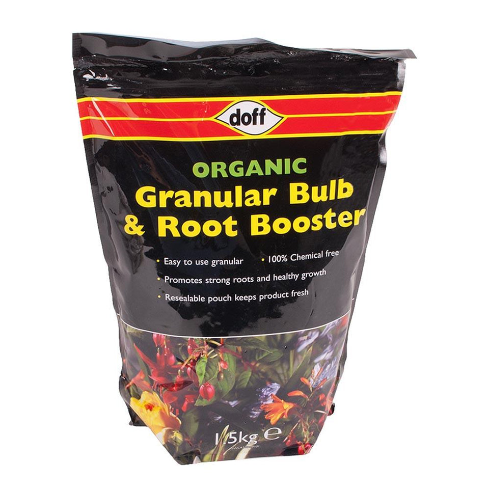 Doff Organic Chemical-Free Granular Bulb&Root Booster Fertiliser-1.5kg