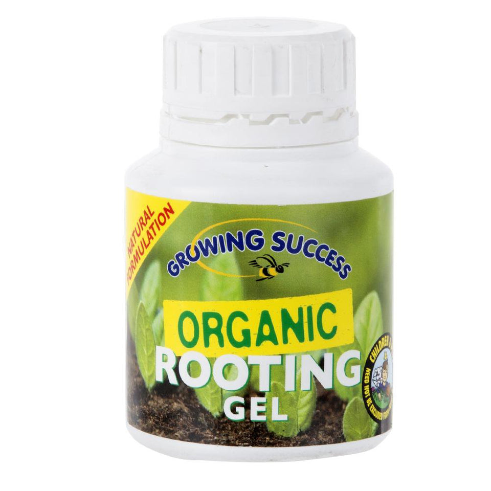 Gardening - 1 x Growing Success Organic Rooting Gel Synthetic - 150Ml