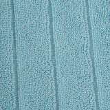 Christy 100% Cotton Bathroom Bath Mat - Icicle Blue 1000GSM - 50x90cm