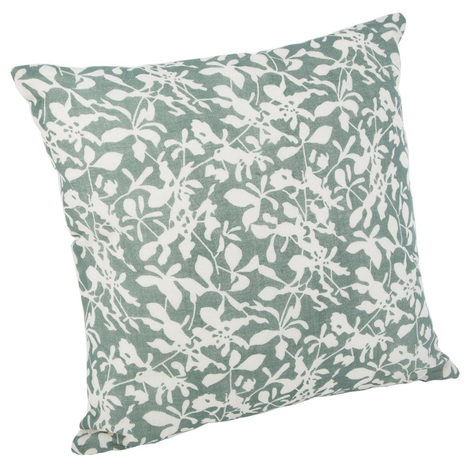 Textiles - Christy Soft Cushion - Kew Teal - 45 x 45cm