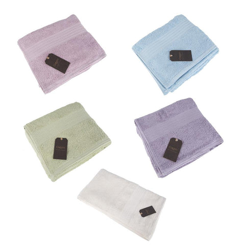 Christy Cotton Bath Sheet Towels - Various Colours