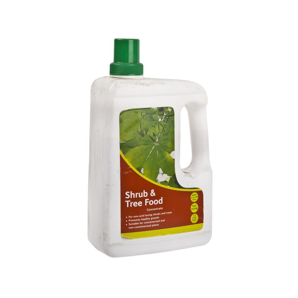 Gardening - Concentrated Shrub And Tree Fertiliser