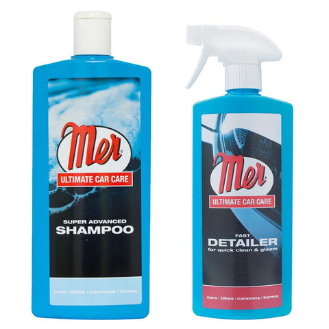 Mer Ultimate Car Wash Shampoo & Body Polish - 500ml