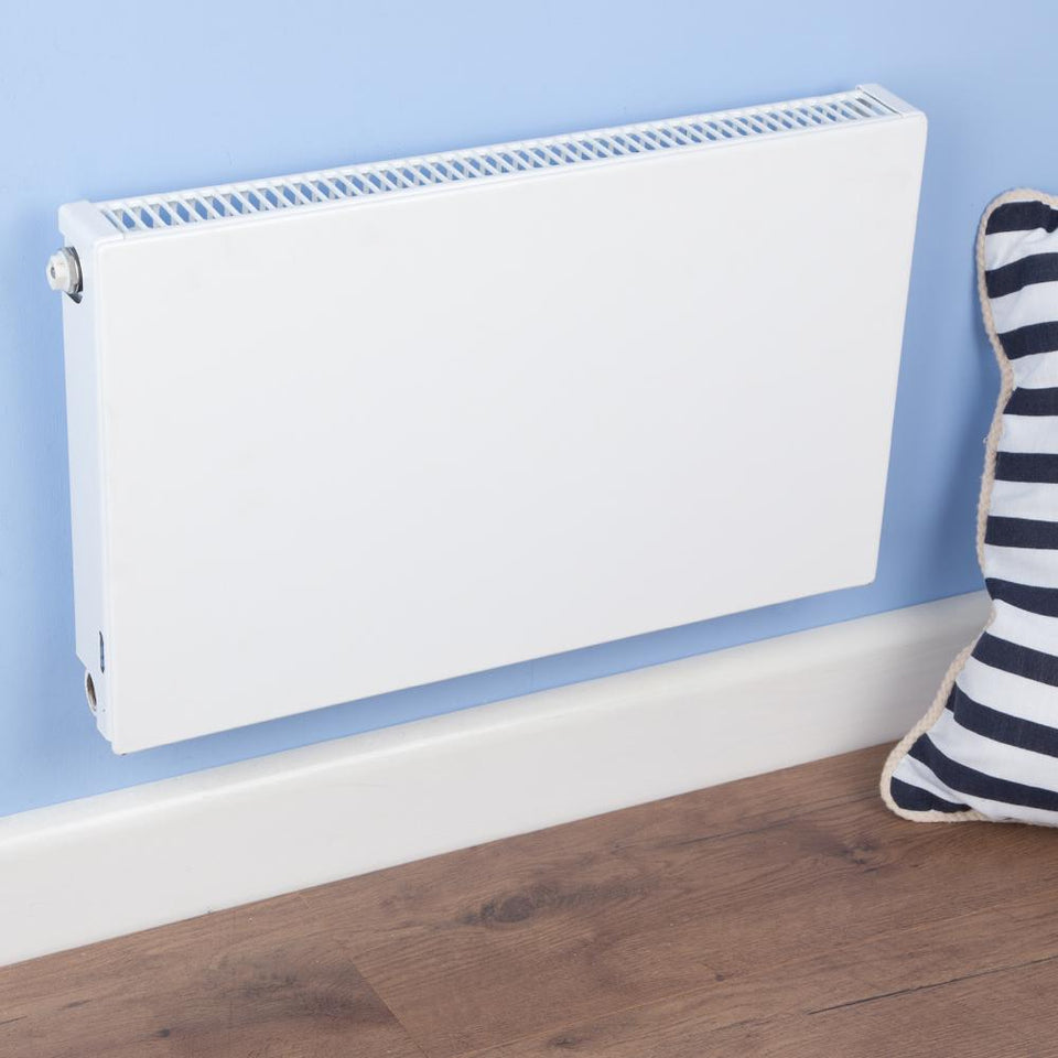 Compla Radiator - Single - Type 11 - White - 300 x 500mm